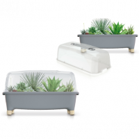 Парник Respana Planter Wood Low Set